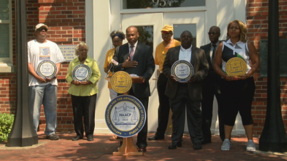 NAACP responds to a judge's decision to deny their preliminary injunction for bikefest