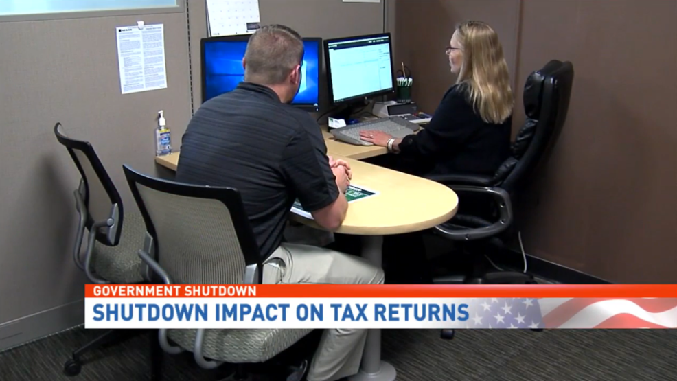 What Impact Will The Government Shutdown Have On Your Tax Return Whp
