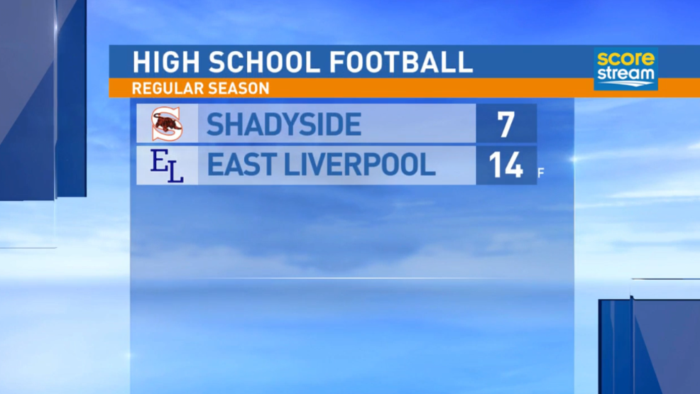 8.24.18 Highlights: Shadyside at East Liverpool