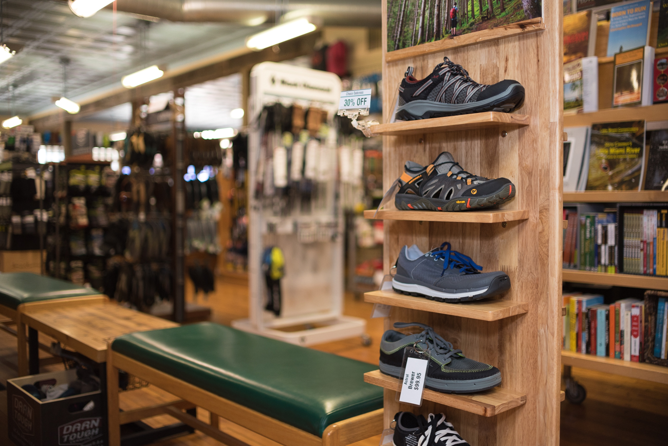 RRT sells everything from kayaks to tents and everything in between. If you're a lover of the outdoors, the store has what you need to explore the natural world in both comfort and style. ADDRESS: 118 Main Street (45150) / Image: Phil Armstrong, Cincinnati Refined // Published: 10.14.17