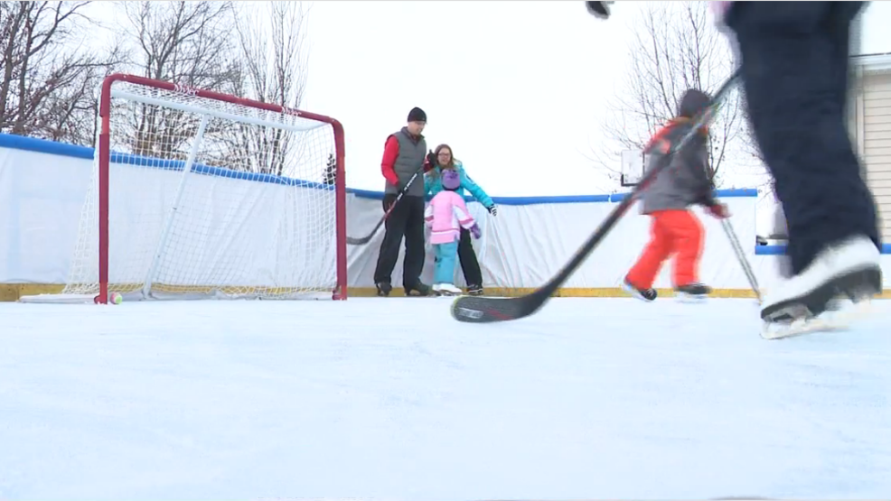 Backyard Ice Skating Rink In Granger Could Spark Legal Battle