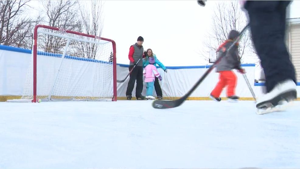 Backyard Ice Skating Rink In Granger Could Spark Legal Battle
