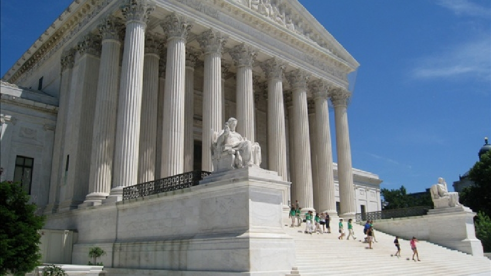 U.S. Supreme Court building (MGN Online/Resources For History Teachers)
