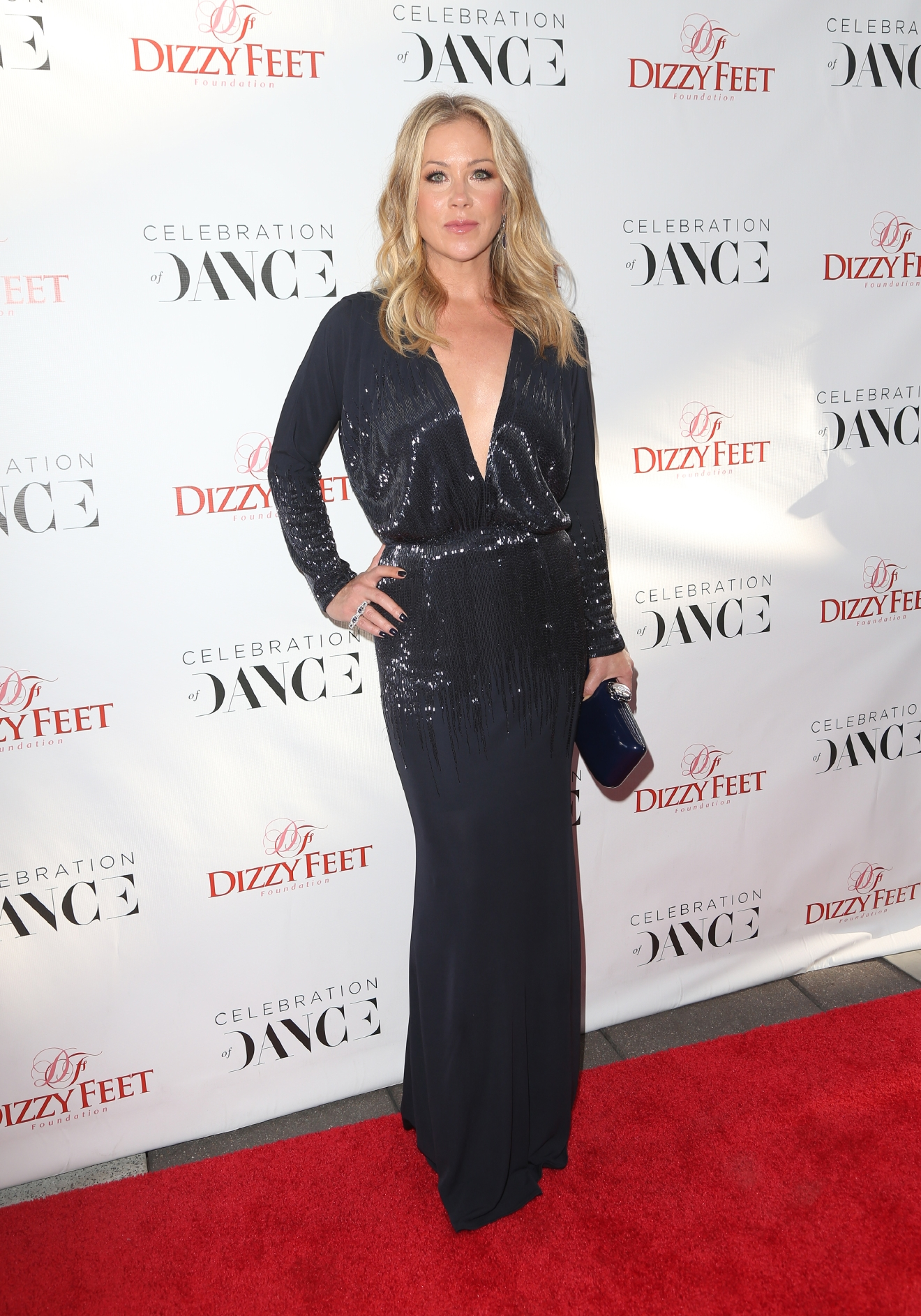 The Dizzy Feet Foundation 5th Annual �Celebration of Dance Gala�  Featuring: Christina Applegate Where: Los Angeles, California, United States When: 02 Aug 2015 Credit: FayesVision/WENN.com