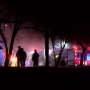 Firefighters battle flames, small explosions at Southwest Side VFW hall