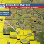 Tornado Watch issued for parts of mid-Missouri