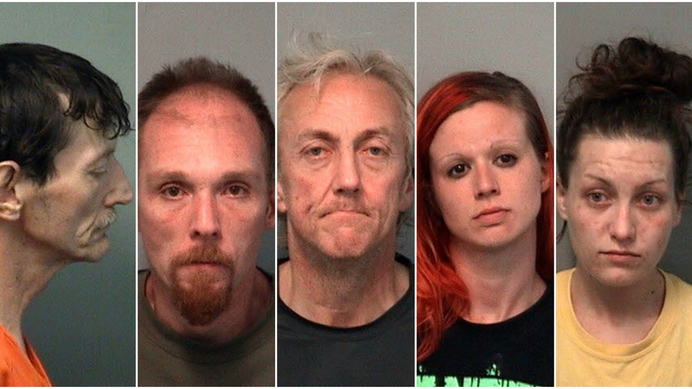 Five Arrested In Suwannee County Drug Investigation News