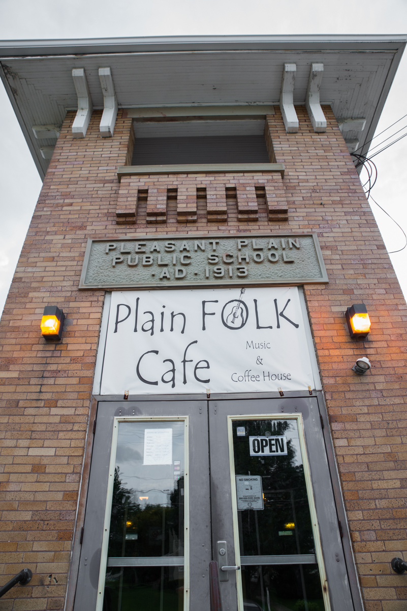 Situated inside of a former two-room schoolhouse that was built in 1913, Plain Folk Cafe is a restaurant and community gathering space with live music, beer, and a nice outdoor seating area for the folks in Pleasant Plain. Address: 10177 OH-132, Pleasant Plain, OH 45162 / Image: Sherry Lachelle Photography // Published: 8.14.17