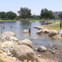 Mother warns of leeches at The Park at River Walk