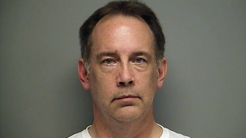 In this undated booking photo released by Walworth County Sheriff's Office, Steven Zelich is seen. (AP Photo/Walworth County Sheriff's Office)