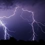 Lightning could put on a show in the mountains Wednesday evening
