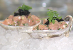 Oyster and Salmon Tartare, The Royal Tern, Johns Island.png
