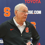 Boeheim on FBI basketball probes: 'Would rather have them looking into terrorism'