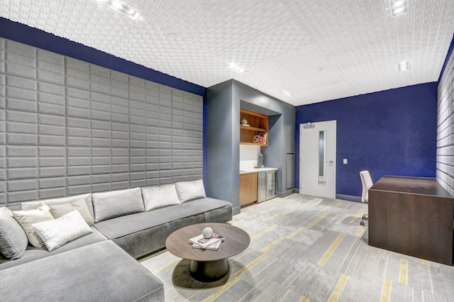 Stratus music studio.Photo credit - Stratus Apartments