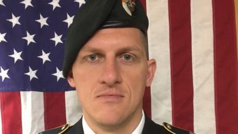 61b2ecff Puyallup Green Beret among three U.S. soldiers killed in Niger   KOMO