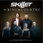 Skillet and for KING & COUNTRY announce Amarillo tour stop