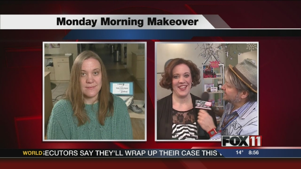 Jenni monday morning makeover