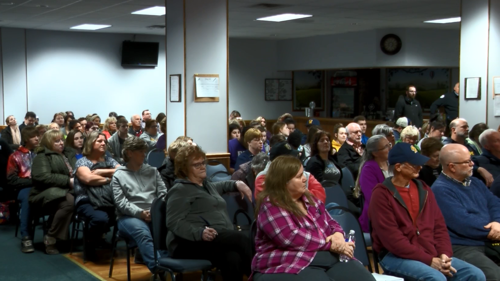 Washington Local Schools holds meeting off school grounds, but Hickey  doesn't attend