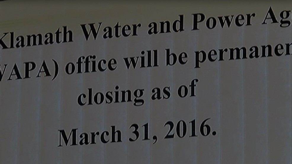 Kwapa Forced To Close Due To Disorganization In Klamath County Ktvl