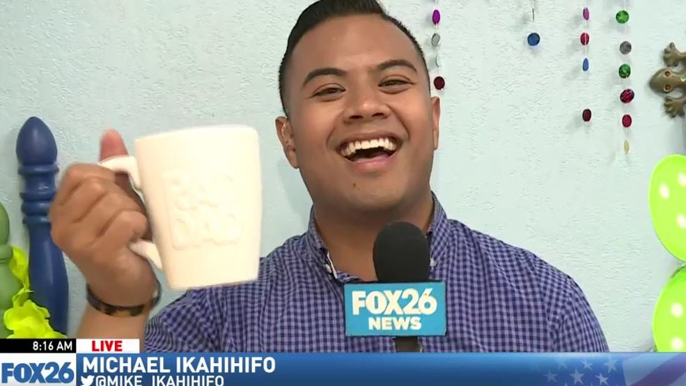 Michael Previews A Father S Day Craft Event Kmph