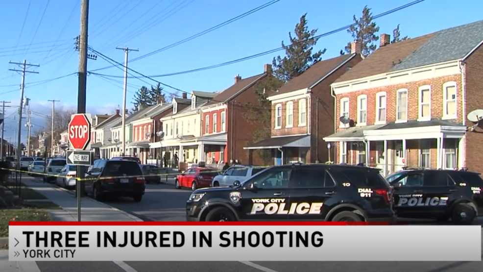 York City Police Investigate Afternoon Shooting WHP