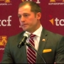 P.J. Fleck questioned about alleged recruitment of former Bronco linebacker