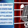 Karaoke contest; winner performs at Illinois State Fair
