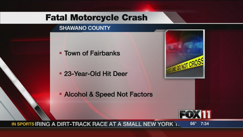 Fatal Shawano Co Crash