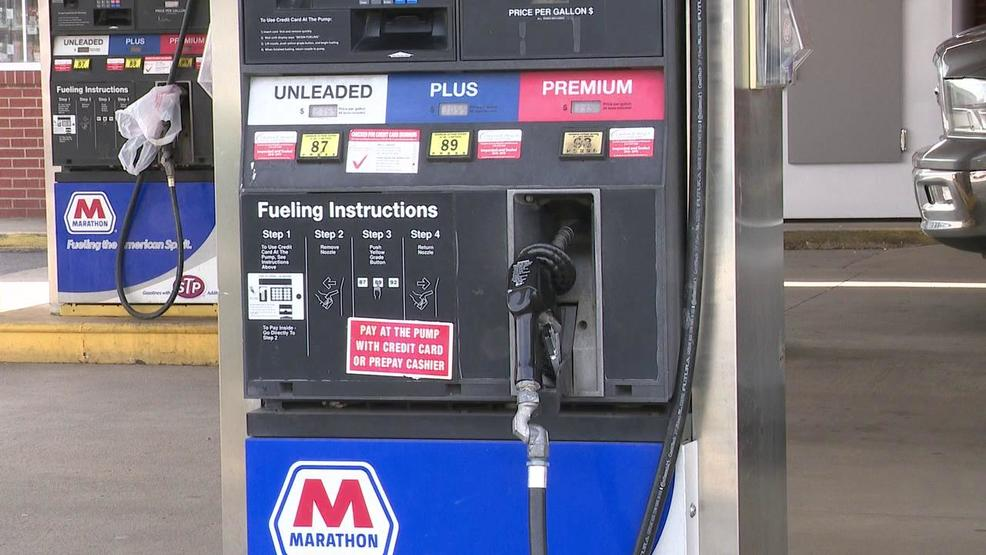 Central Ohio gas prices rise ahead of Memorial Day weekend