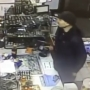 Police look for Madera gas station robber caught on surveillance video