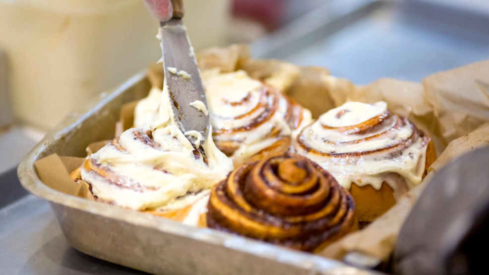 We found what could possibly be the best cinnamon roll in Washington