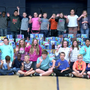 Aynor fifth graders earn pizza party from Conway Medical Center for kindness project