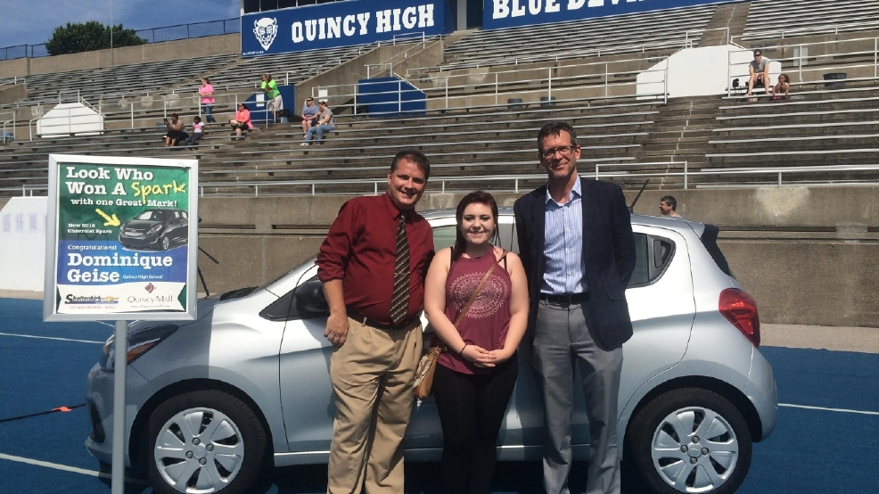 qhs graduate receives more than just a diploma khqa. Cars Review. Best American Auto & Cars Review