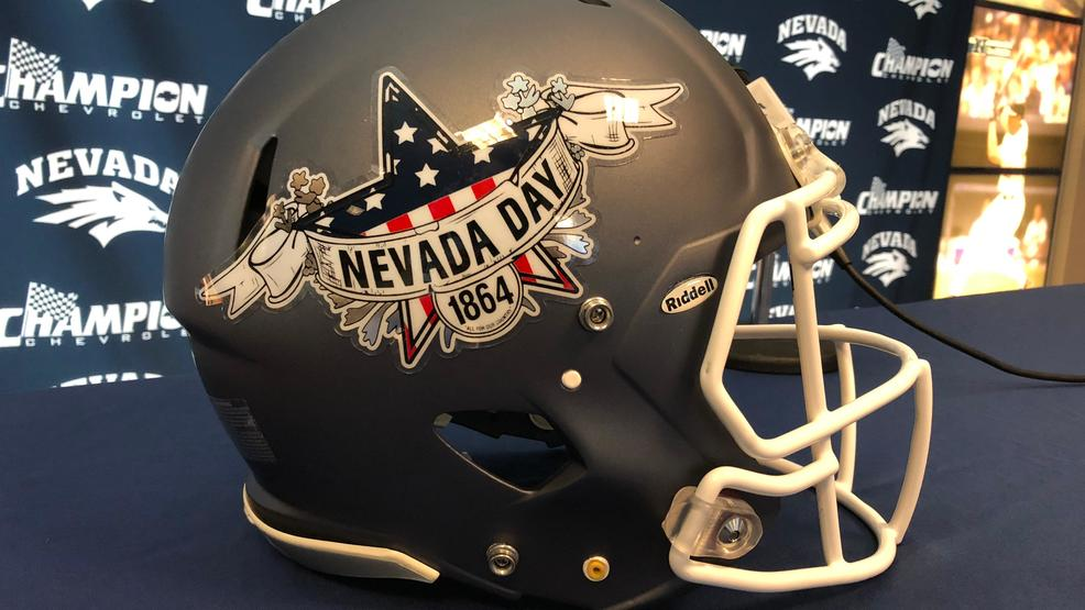Wolf Pack To Debut Silver State Jerseys And Helmet For Nevada Day