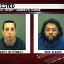 Tip to sheriff's office leads to marijuana seizure, two arrests