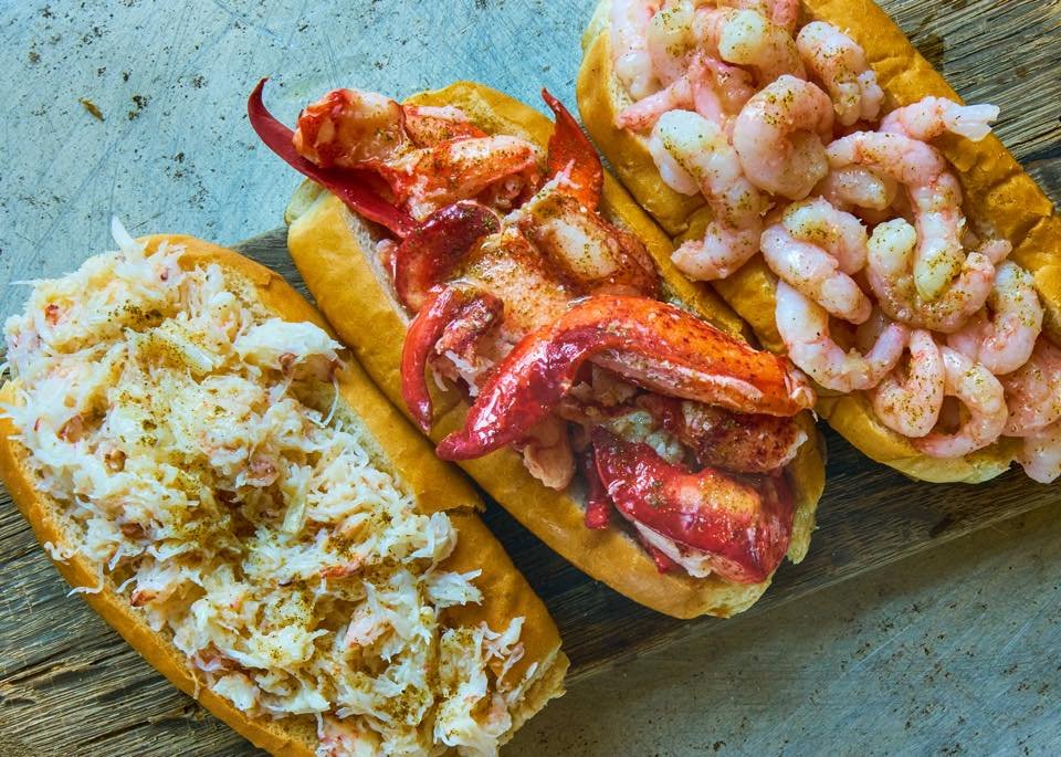 Luke's Lobster not only serves fresh and delicious seafood, but is also one of only 2000 certified B corporations in the world. (Image: Courtesy Luke's Lobster){ }