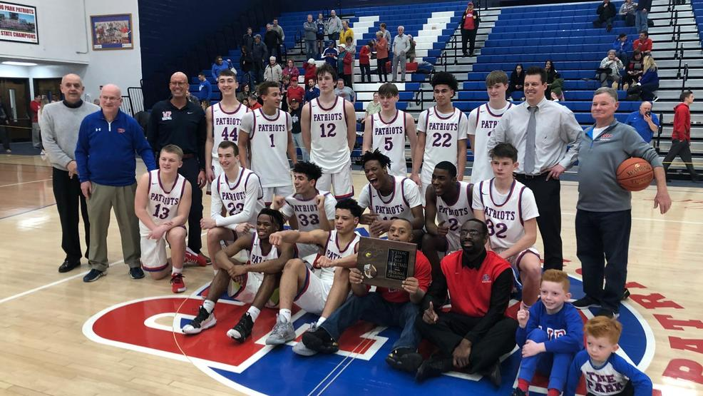 3.10.20 Highlights - Wheeling Park Advances to Boys' State Hoops Tournament