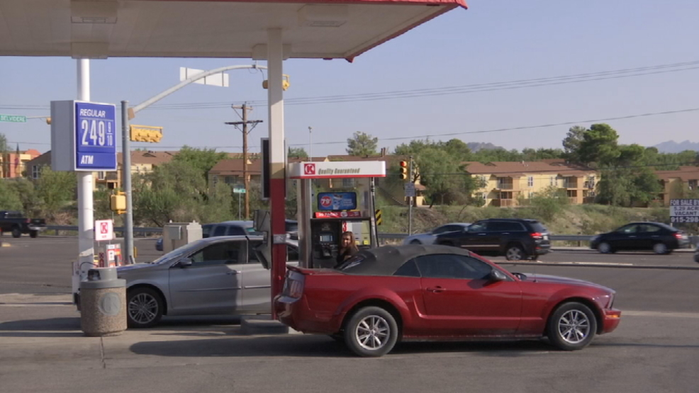 Why Did Gas Prices Suddenly Jump So Fast Kfox