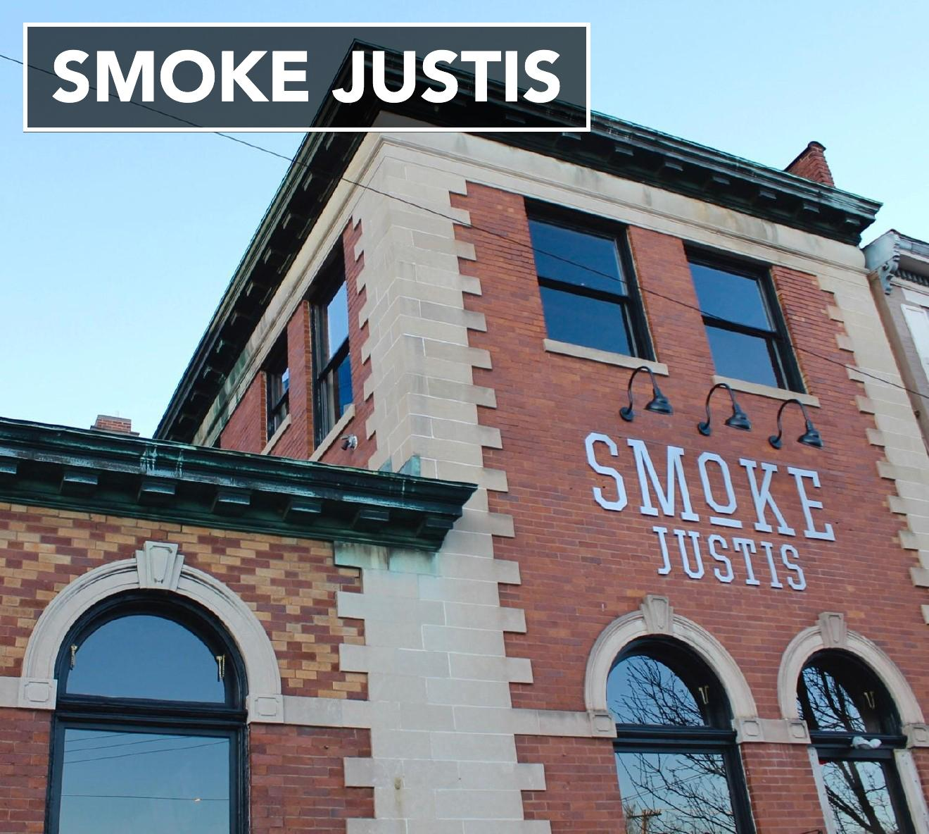 Smoke Justis is located at 302 Court St., Covington, KY 41011 / Image: Rose Brewington // Published: 1.29.17
