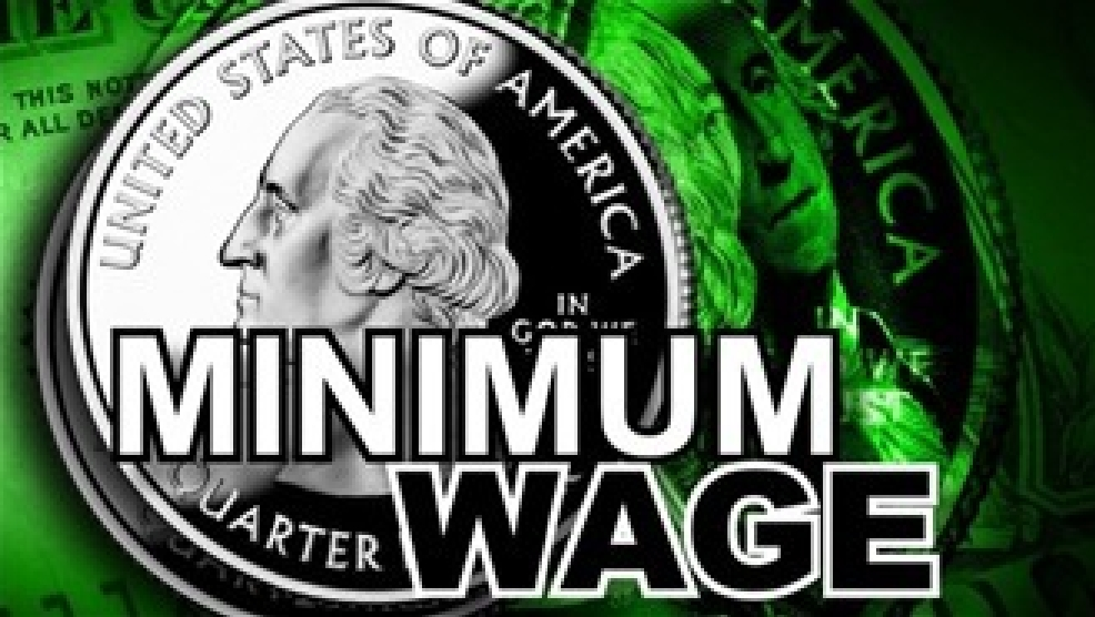 Proposal To Raise Nevada Minimum Wage To 13 Moves Forward Krnv