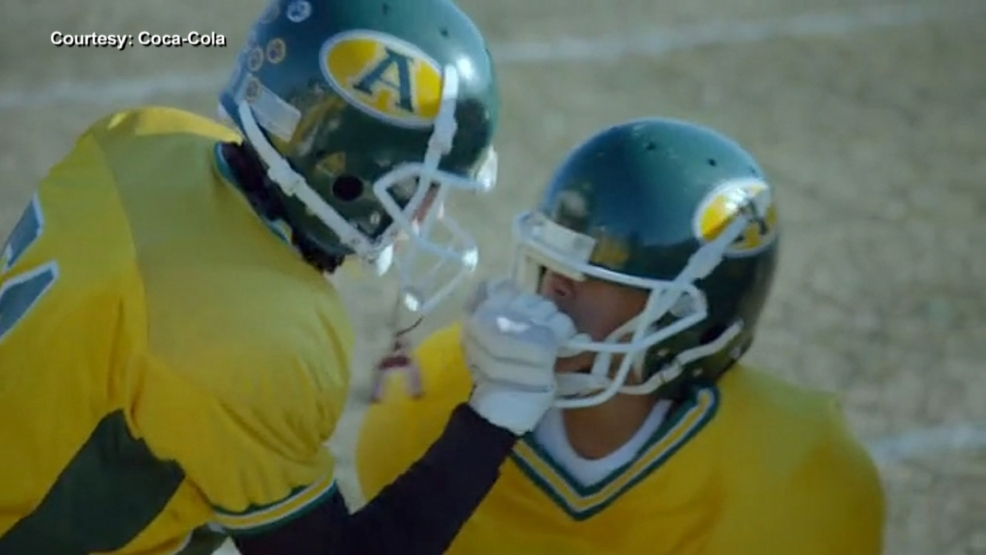 Ashwaubenon featured in Super Bowl ad.