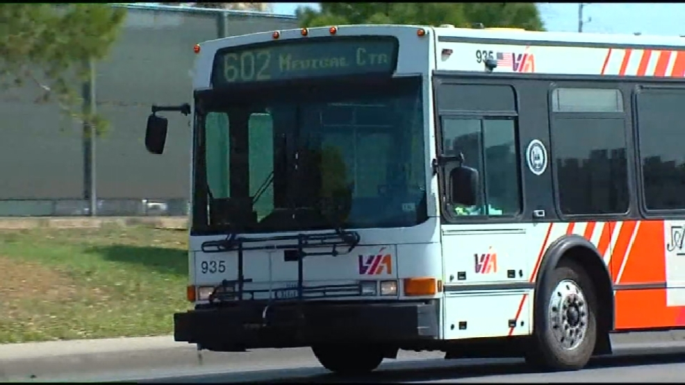 VIA offers Park & Ride service to select Fiesta events | KABB