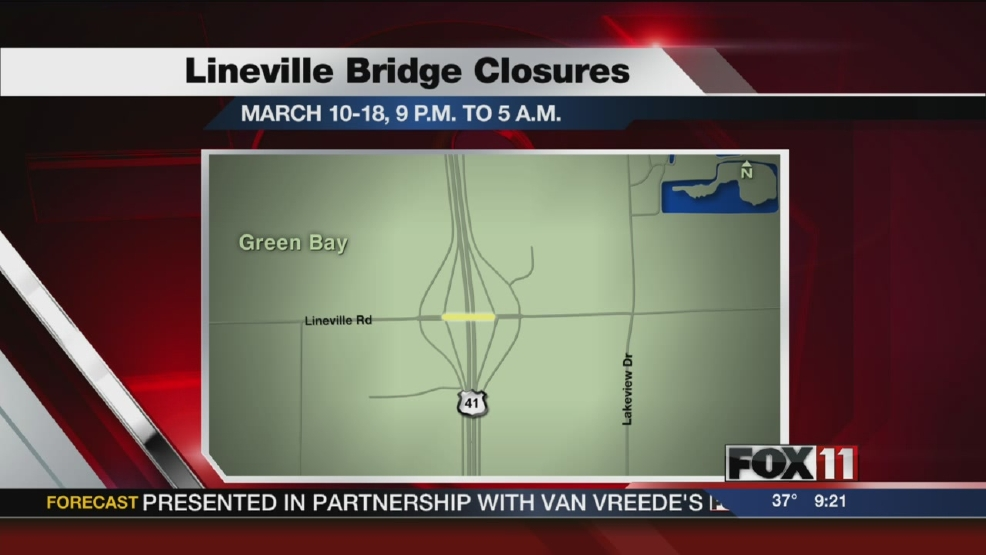 Linville road bridge to close Monday