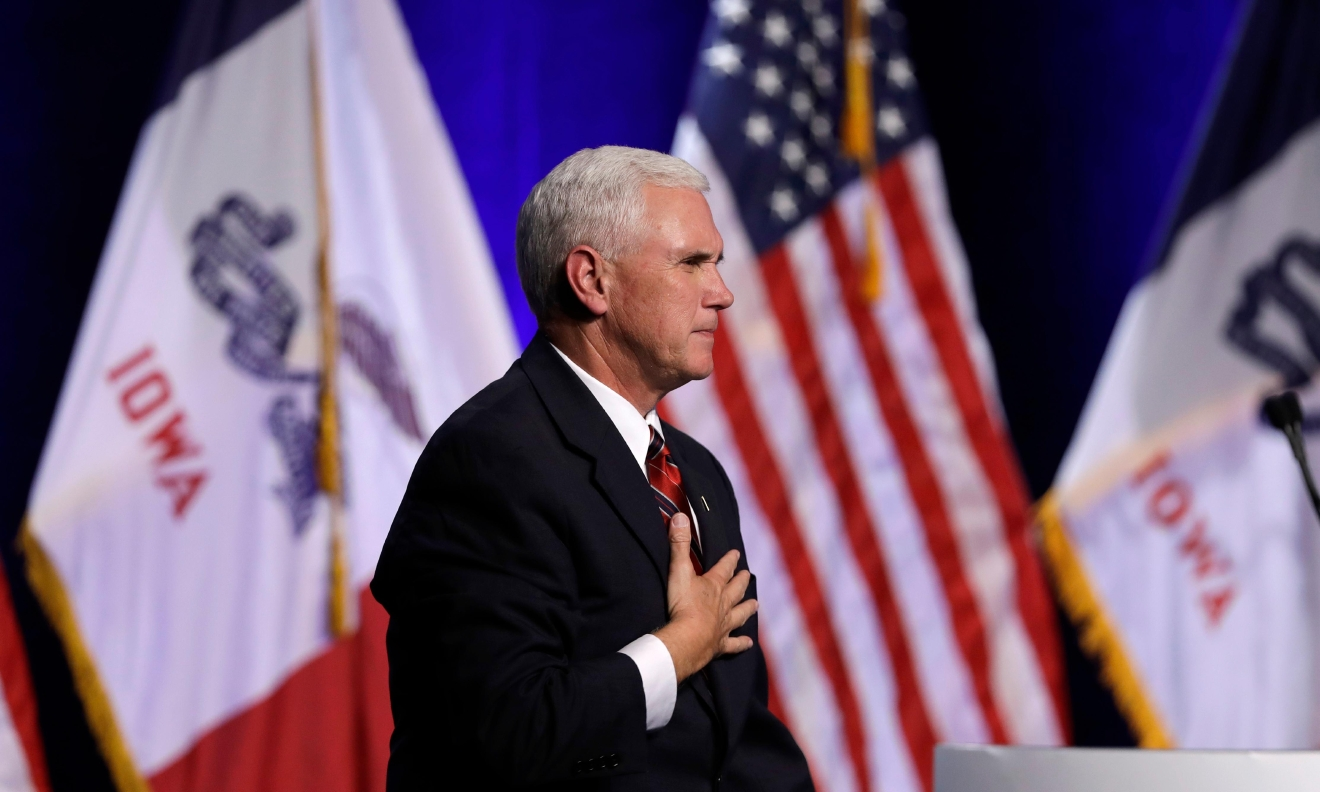 Pence says Gennifer Flowers will not attend debate