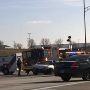 Two-vehicle crash on Highway 63 slows afternoon traffic