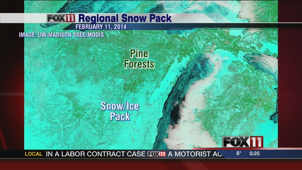 Lake Superior and Great Lakes ice cover reaching impressive levels