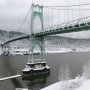 We're enduring Portland's coldest January start in nearly 40 years, with more to come