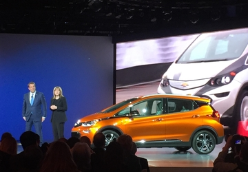 GM gives 'sneak peek' at electrified future