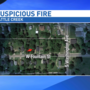 Authorities investigating suspicious fire in Battle Creek