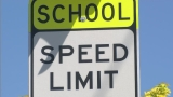 Schools and police remind drivers to slow down in school zones